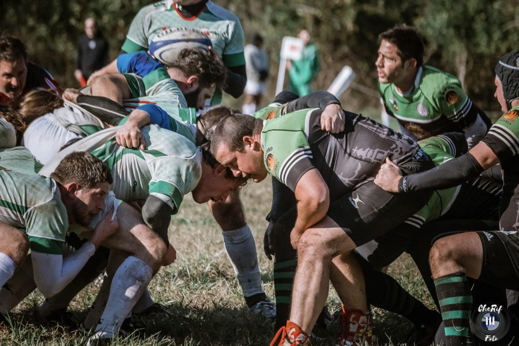 Frederick Rugby Scrum